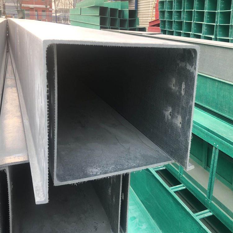 玻璃钢管箱