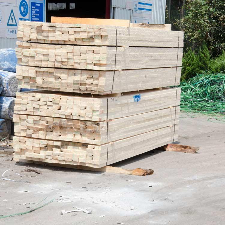 樟子松建筑方木