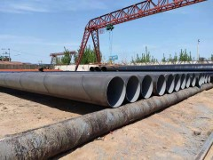 螺旋钢管生产厂家市场价格分析