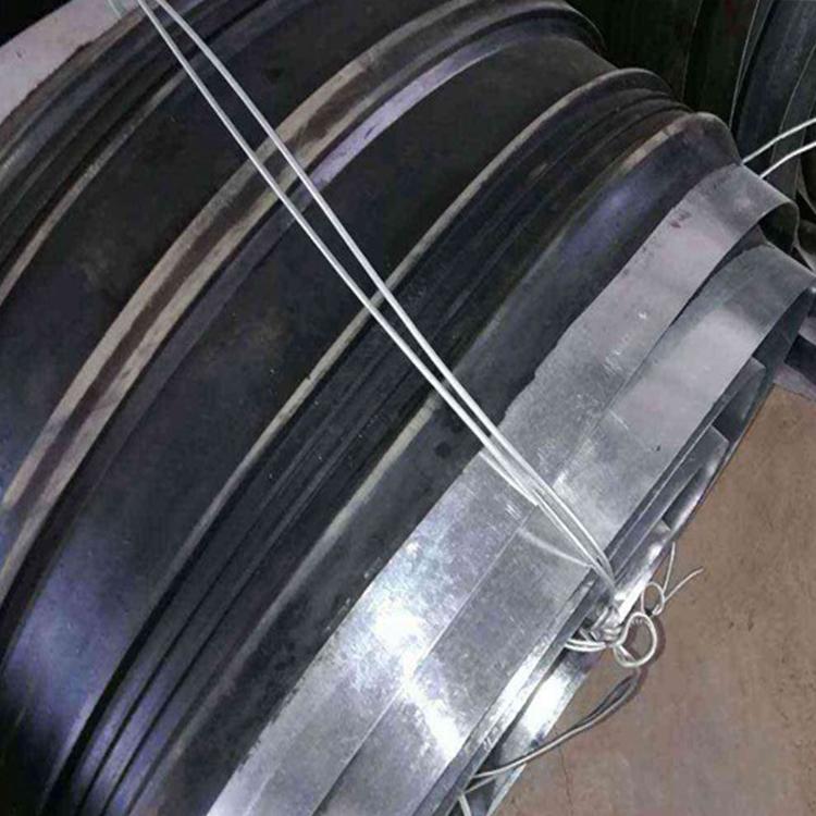 钢边式橡胶止水带