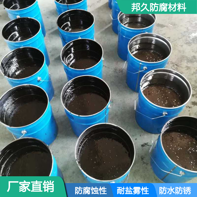 厚浆型环氧煤沥青漆