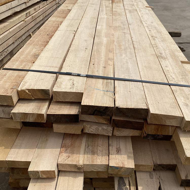 细纹铁杉木方